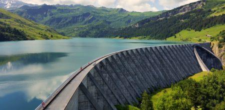 Damm von Savoie