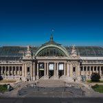 Geneigtes Fallschutsystem COMBIRAIL VERTIC - Grand Palais Paris