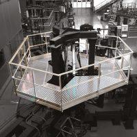 VERTIC massgeschneidertes System: Plattform