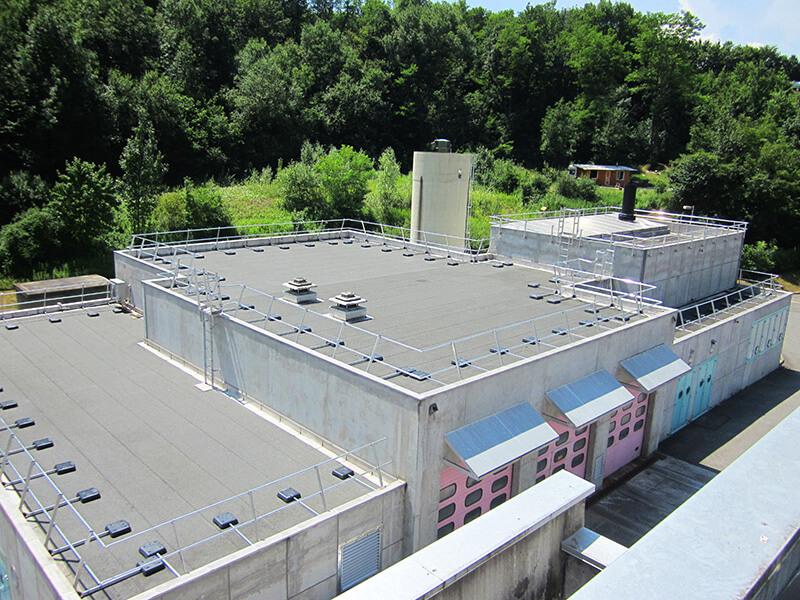 Geländer VERTIC in Annecy